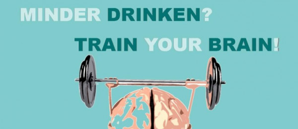 Minder drinken? Train your brain!