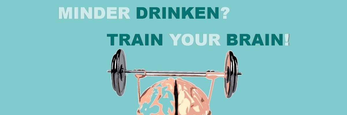Permalink to: Minder drinken? Train your brain!